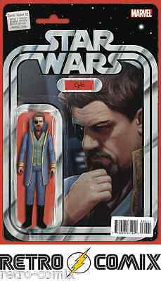 Marvel Darth Vader #22 Action Figure Variant New/unread Bagged & Boarded