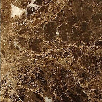DARK EMPERADOR MARBLE POLISHED TILES from £38.39 Lowest price on Ebay 1stQuality