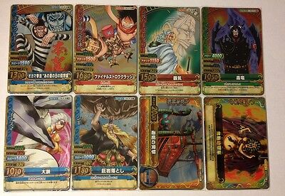 One Piece OnePy Berry Match W Super Rare Set PART05 8/8