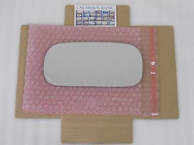 NEW Mirror Glass ADHESIVE CHEVY GMC OLDS BUICK SUV Passenger Side *FAST SHIP*