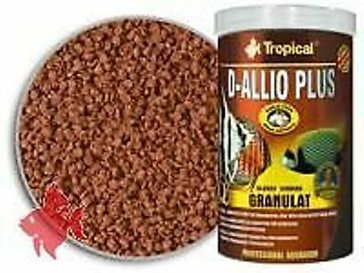 Tropical D-Allio Plus Granulat 1000 ml Discus Gran Knoblauch