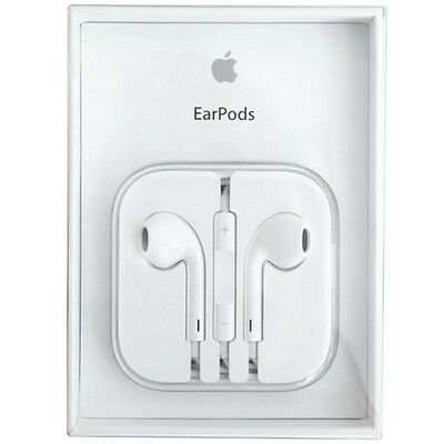 Original MD827 Apple EarPods Headset Kopfhörer 3,5mm, iPad iPhone iPod Blister