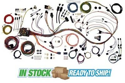 1967 67 1968 68 chevy c10 truck wiring harness american autowire 510333 C3500 Wire Harness