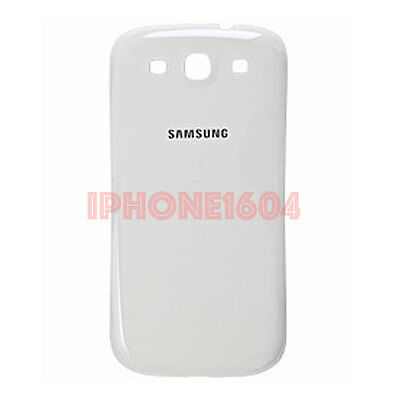 Housing Battery Back Cover For Samsung I9300 i747 GALAXY SIII S 3 White NEW