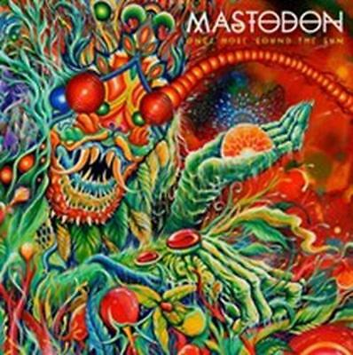 Mastodon - Once More 'round The Sun NEW LP