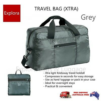 Go Travel 30L Xtra Bag For Travel -- Foldable Cabin Approved