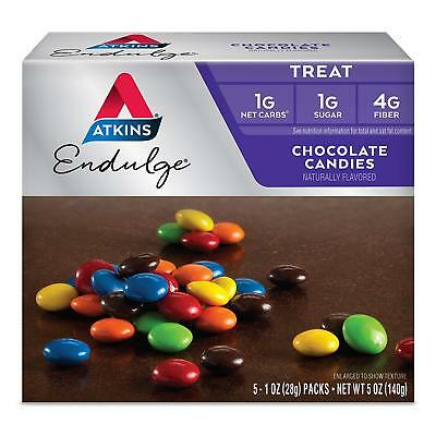 Atkins Endulge Treat - Chocolate Candies, 5 count