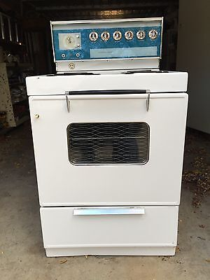General Motors Holden Electric Stove (Fridgaire) Retro 1959, Rare!