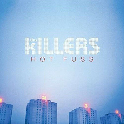 Killers Hot Fuss 2016 reissue 180gm vinyl LP + download NEW/SEALED