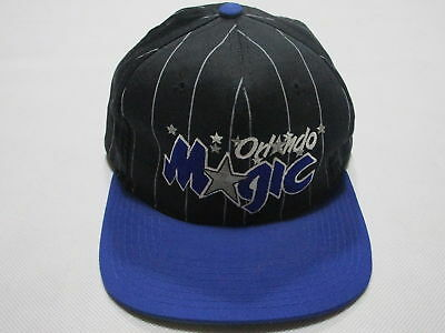 STARTER Orlando Magic Cap Snapback Mütze Hat Vintage VTG 90s Star NBA Basketball