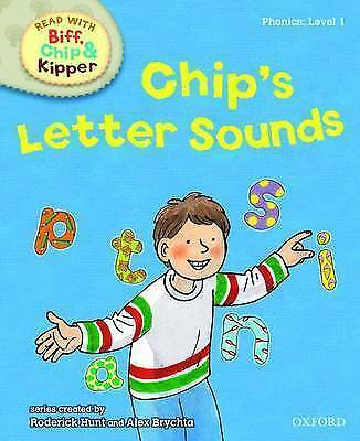 Oxford Reading Tree Read with Biff, Chip, and Kipper: Phonics: Level 1:...