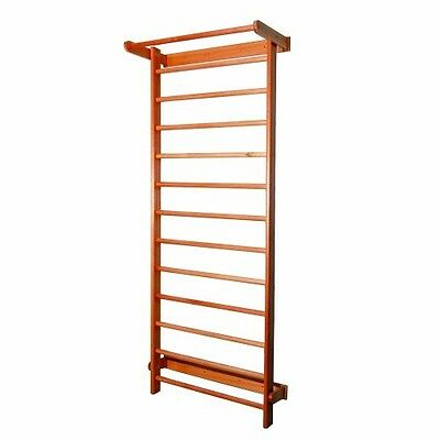 Physical Therapy Equipment Wood Stall Bar Sports Exercise Rehab Aid Gym PT Chiro