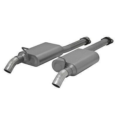 Flowmaster American Thunder Axle Back Exhaust For 1986-1998 Ford Mustang Cobra