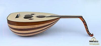 Turkish Quality Walnut  String Instrument Oud Ud Ao-105M