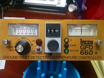 Incoe hot runner controller injection molding
