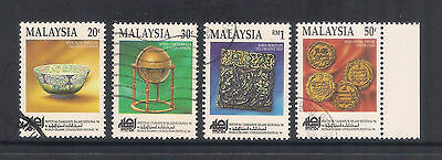 (UXMY016) MALAYSIA 1994 World Islamic Civilisation Festival fine used set