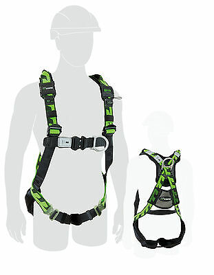 Miller Honeywell AirCore Construction Safety Harness | AUTHORISED DEALER
