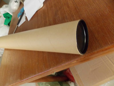 100 X Mailing Tubes 70Mm*420Mm*2Mm Thickness