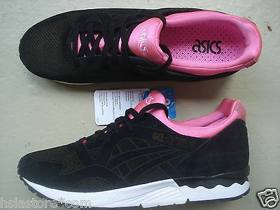 "ASICS GEL LYTE 5V 44 ""Laser Cut"" Pack BlackBlack"