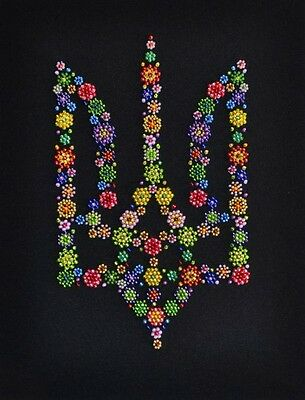 UKRAINE Kits for embroidery with  Beaded Beadwork  New