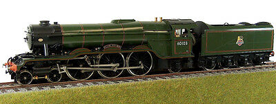 Accucraft  Flying Scotsman S32-2 BR Brunswick Green #60103 - Live Steam - NEW