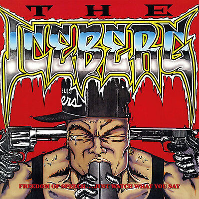 ICE-T - The Iceberg / Freedom Of Speech...Just Watch What You Say 180G Vinyl LP