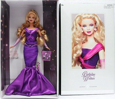 "Mattel C6228 Barbie - ""barbie Birthday-Wishes"" - Viola"
