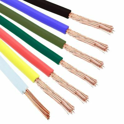 4mm Automotive Marine Stranded Wire Cable 56/0.3mm