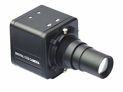 700 lines Microscope Electronic Eyepiece CCD Video Camera Connecting with TV