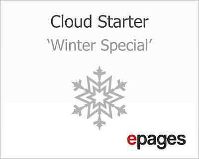 Cloud Starter - Winter Special