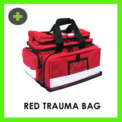 Trauma First Aid Kit Reflective Bag Jumbo Paramedic|AUTHORISED DEALER Empty Kit.