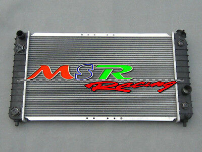 for CHEVY BLAZER TRAILBLAZER/S10 PICKUP/GMC JIMMY ENVOY SONOM/ 4.3L V6 radiator