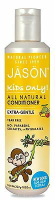 Jason Bodycare Kids Only Conditioner Extra Gentle 236ml