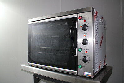 New Infernus Commercial Electric Convection Oven 108 ltr