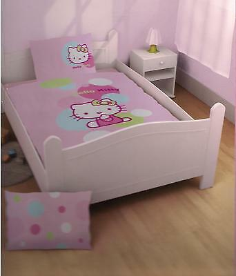 Hello Kitty Balloon Bettwäsche 100/135  Lizenzware OVP