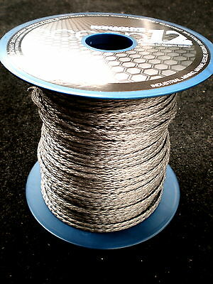 2mm DYNEEMA ROPE. STRONGEST 2mm ROPE AVAILABLE SOLD PER METRE