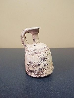 Ancient 4000 year old Painted Decanter-Bronze Age decanter-  2000  B C
