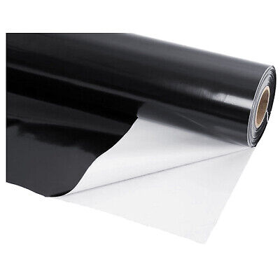 BLACK & WHITE Mylar Reflective Sheeting Film Roll Hydroponic Grow Room ALL SIZES