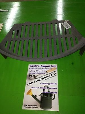 """New 16"""" Stool design Fire Grate For Open Coal Fires and Fireplaces"""