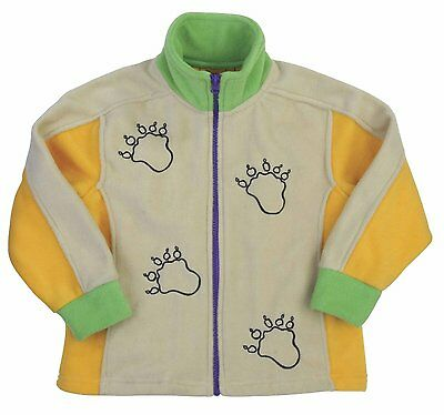 CLEARANCE GRUFFALO Fleece Jacket BrierS age 4-5 years NEW WITH TAGS rrp £19.99