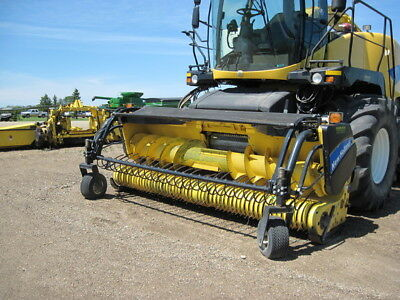 2011 New Holland 283 Forage Attachments