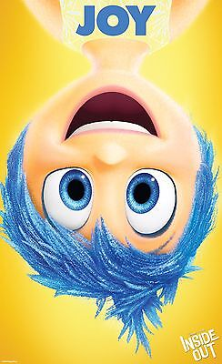 24x36 Bill Hader Bing Bong v5 Amy Poehler Inside Out Movie Poster - Fear