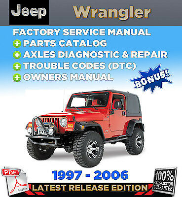 2006 jeep wrangler se owners manual
