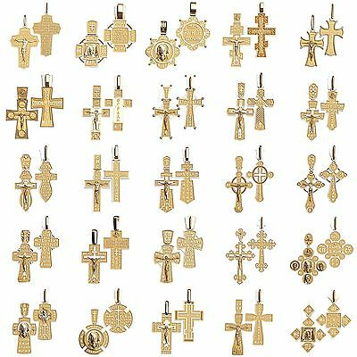 set of crosses WAX patterns (#c3) for Lost Wax Casting  Jewelry (25pcs)