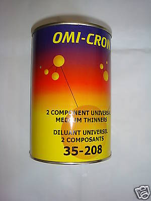 Omi-Cron 2K Universal Thinners Slow 1L 35-207