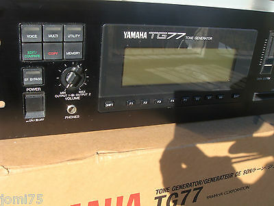 YAMAHA 10000 SOUNDS Library for SY77 SY99 TG77 TG SY .syx format