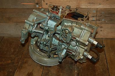 1955 1954 54 55 12 hp sea king POWER HEAD Montgomery wards gale outboard