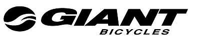 Giant Bicycles vinyl sticker / decal 310mm x 57mm