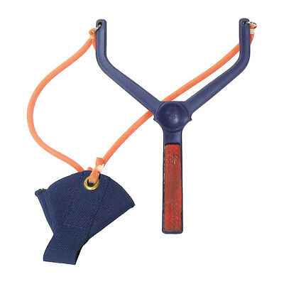 Bait Catapult Fishing Hunting Sling Shot Pouch Power Pult