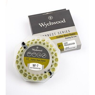 Wychwood Connect Series Fly Lines  * Free Trout Flies *